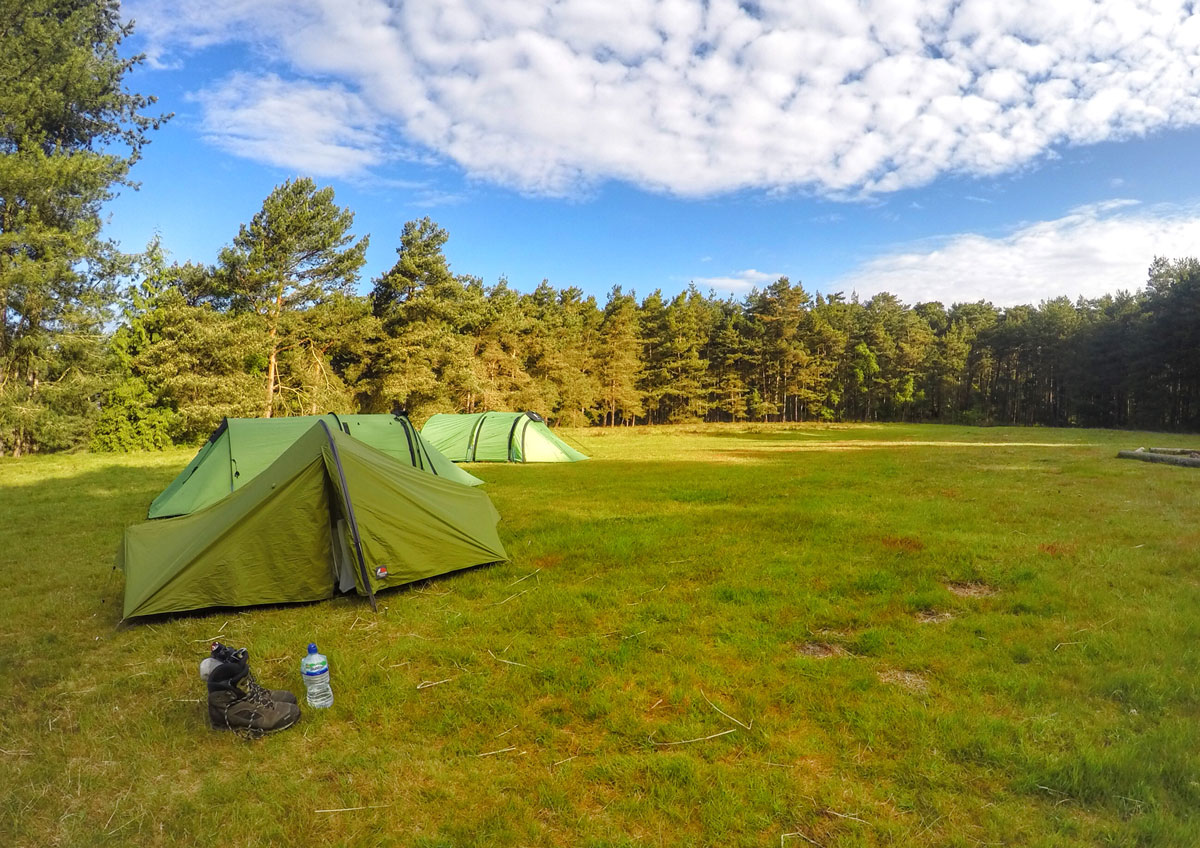 Camping adventure experience inspiration campsites